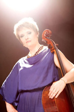 Corinne Morris (cello)